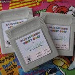 NES and Super Nintendo Cartridge Soap