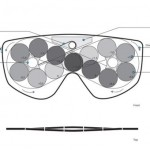 Ophthalmic Accommodation Exercise Device 2