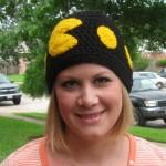 Pacman Hat Crochet