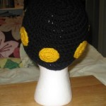 Pacman Hat Crochet (3)