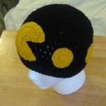 Pacman Hat Crochet (4)