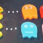 Pacman and Gang of Ghosts Soap