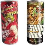 Street Fighter Drink 2