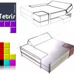 Tetris Couch 4