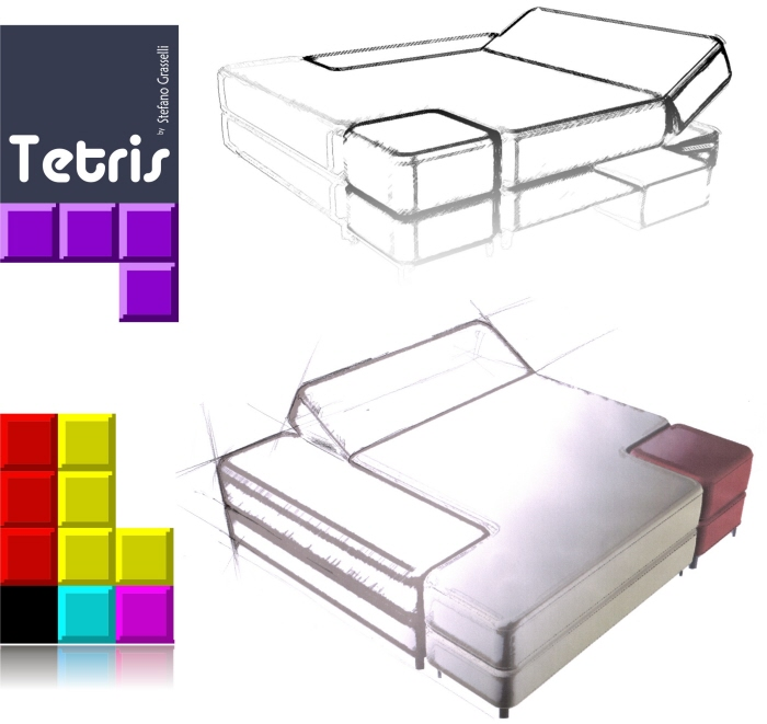 Tetris Couch 2