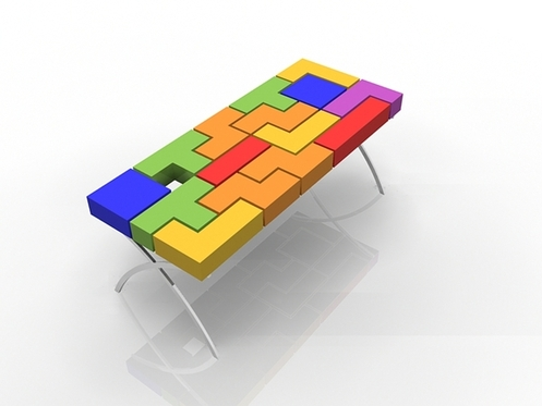 Tetris Table1