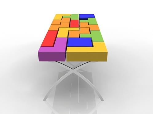 Tetris Table1