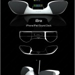Winged iPhone Sound Dock 1