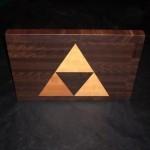 Zelda-Inspired Triforce Cutting Board