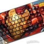 a5 iron man keyboard