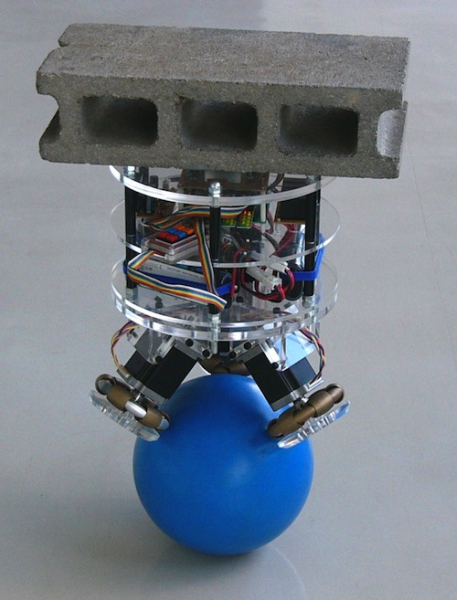 ball balancing robot1