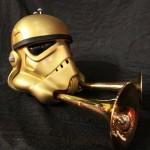 brass stormtrooper helmet 1