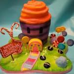 candy land cake 1