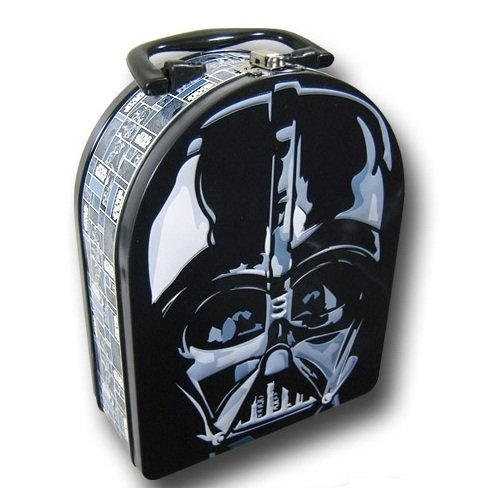 darth vader lunch box geek