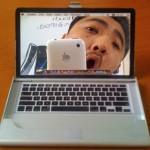 macbook business card holder 2