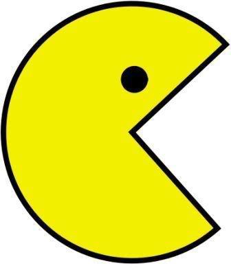 pacman google logo 30 birthday