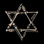 skull art star of david image
