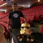 star wars brass stormtrooper helmet