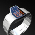 tokyoflash gridlock concept watch