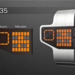 tokyoflash gridlock concept watch design 1