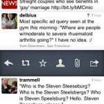 twitter official iphone app