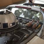 x wing fighter car mod star wars