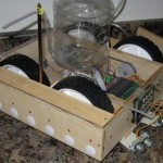 Robot for your garden when you are away