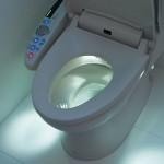 8 robotic toilet