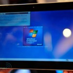 Asus EP101 running Windows Embedded Compact 7