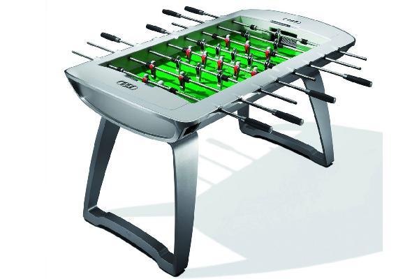 Foosball table by Audi
