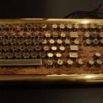 Elegant marquis keyboard