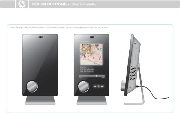 HP MP3 Streaming