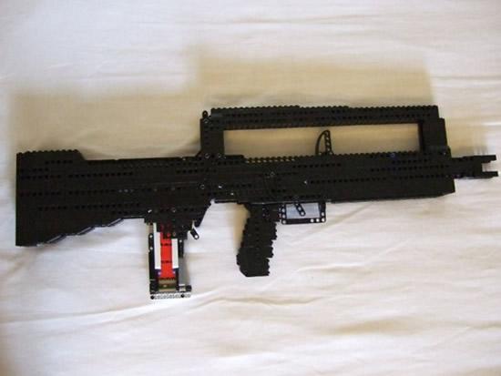 LEGO-firearms