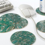 RECYCLED MOTHERBOARD COASTER
