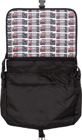 Nintendo Controller Messenger Bag for all you Game Freaks (2)
