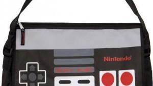 Nintendo Controller Messenger Bag for all you Game Freaks 0d3e8cd4aab25