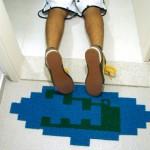 Geeky Doormat Pitfall