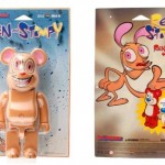 Ren and Stimpy Bearbricks