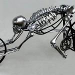 Terminator Skeleton Bicycle