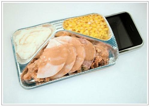 The Mouth Watering Retro TV Dinner case