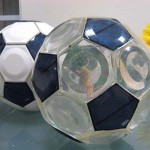 The World's First Solar Powered Ball 2