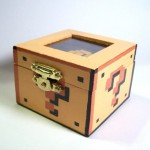 This Small Wooden Box, Hand-painted 3
