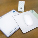 Twitter and Facebook Mousepads