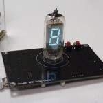 Vacuum Fluorescent Display Alarm Clocks 1