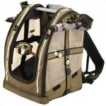 birdcage backpack geek theme