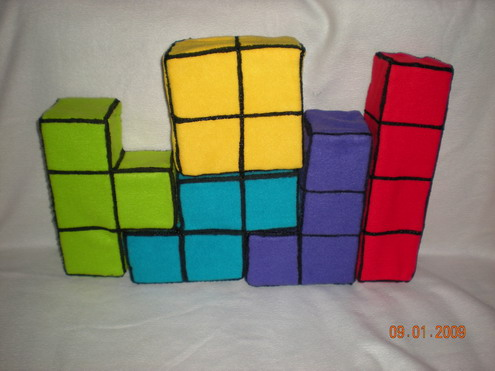 decorative tetris blocks1