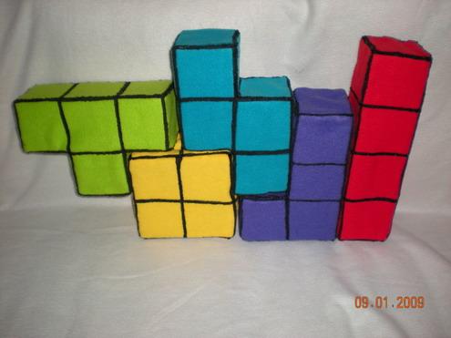 decorative tetris blocks1