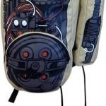 ghostbusters proton pack backpack geek theme