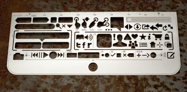 iPad stencil kit3