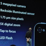 iPhone 4 camera features